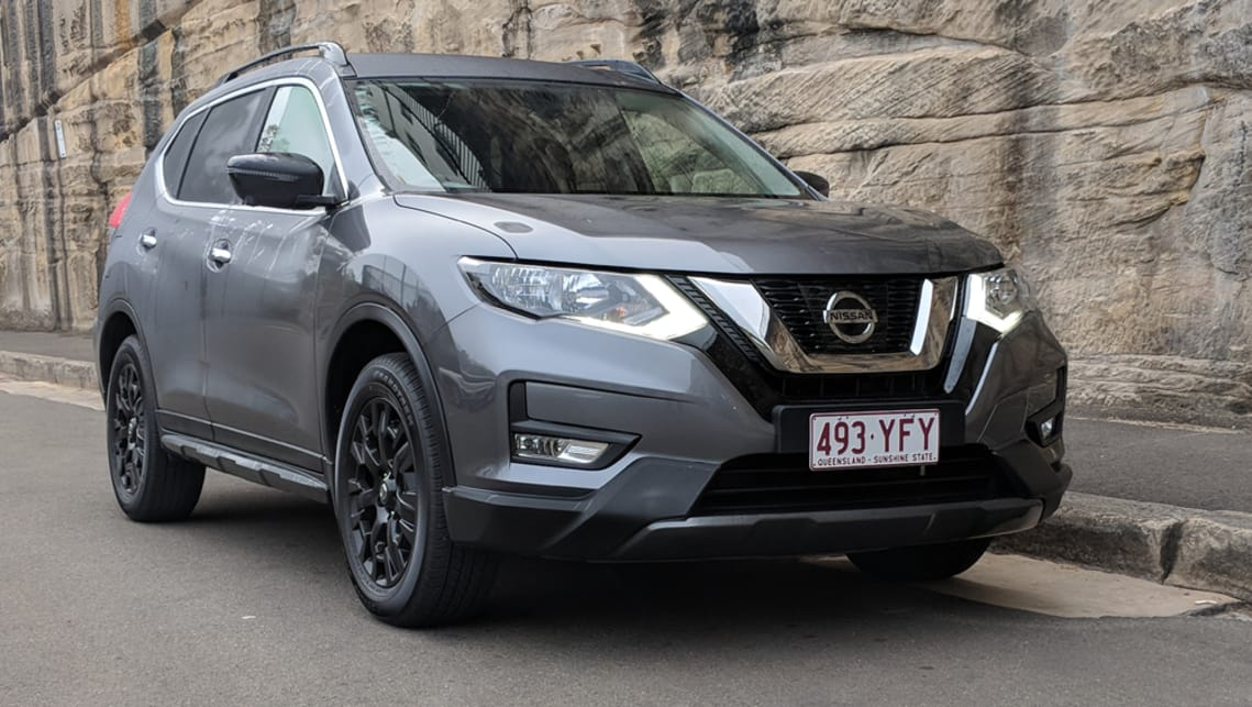 nissan x trail 2019 review st l n sport carsguide. Black Bedroom Furniture Sets. Home Design Ideas