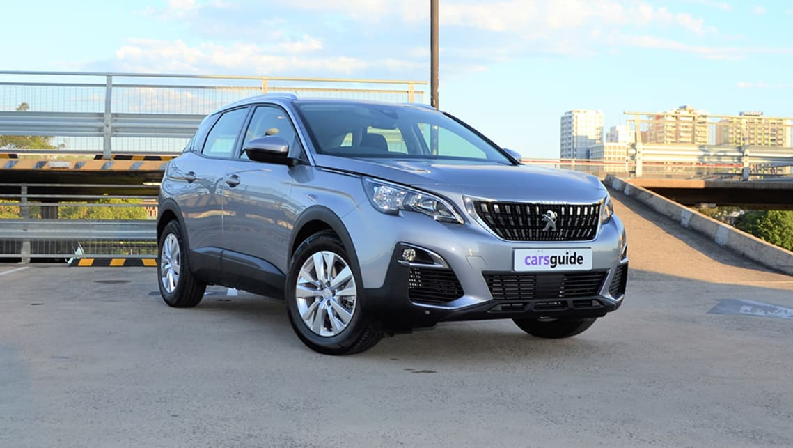 peugeot 3008 active 2019 review | carsguide