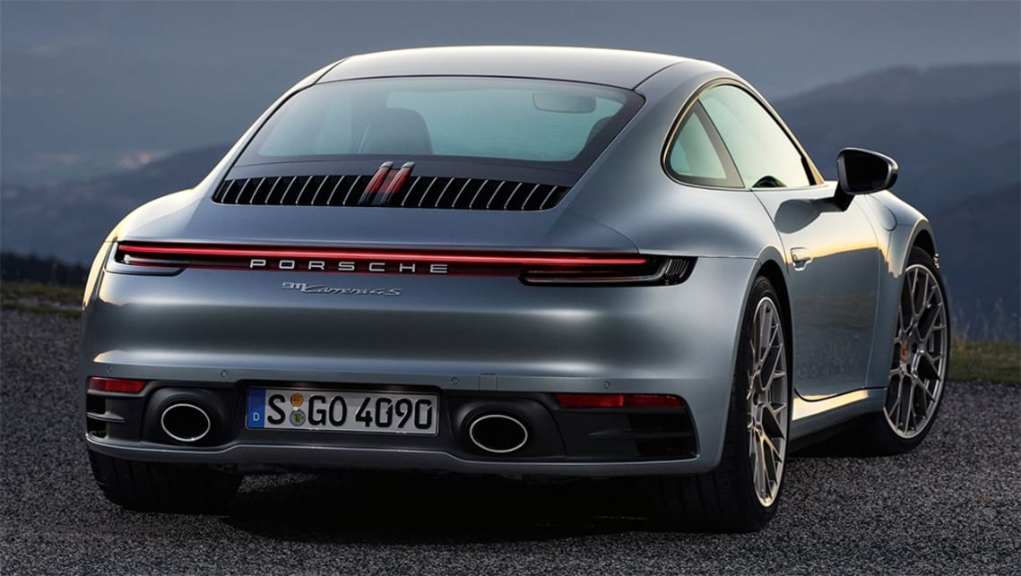 Porsche 911 carrera 4s reviews