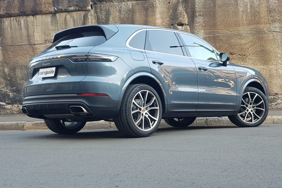 I had the ideal opportunity to taste test the Cayenne with my family on a 400km weekend round trip to Orange.