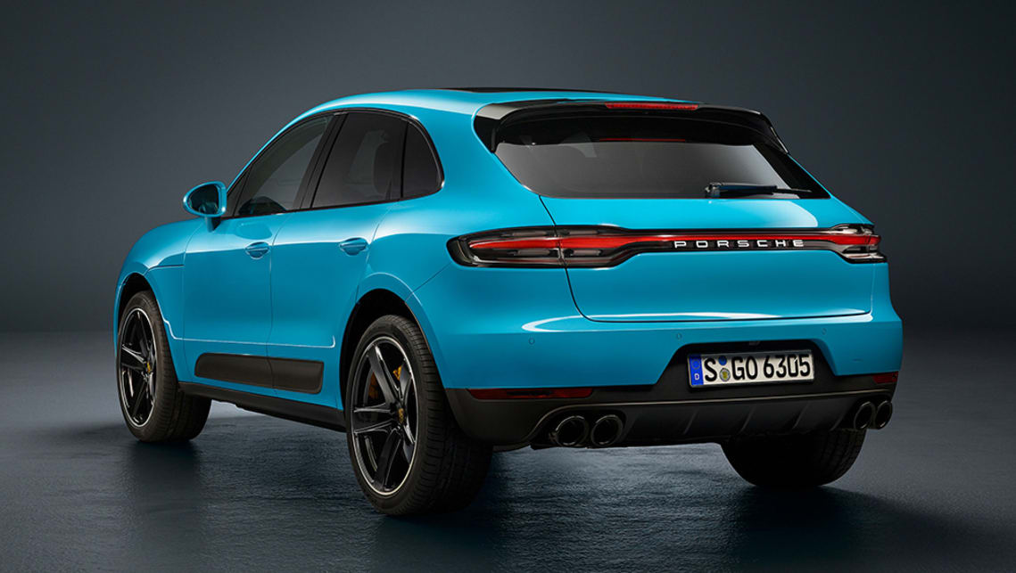Porsche Macan 2019 Revealed Car News Carsguide