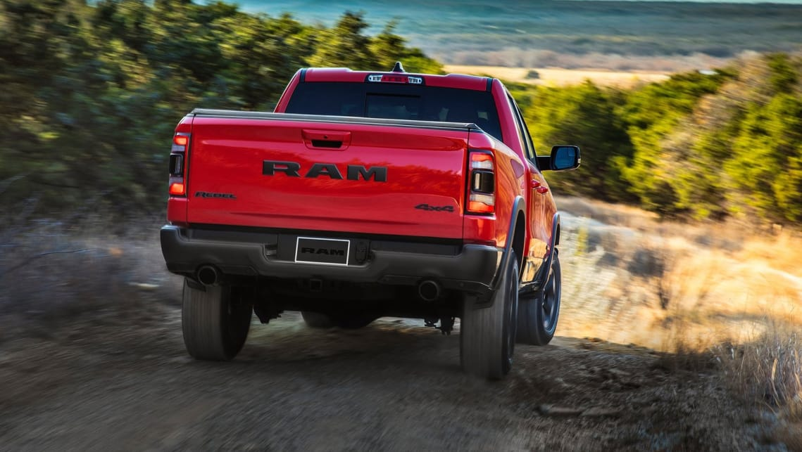 Ram 1500: Next-generation model confirmed for Australian launch