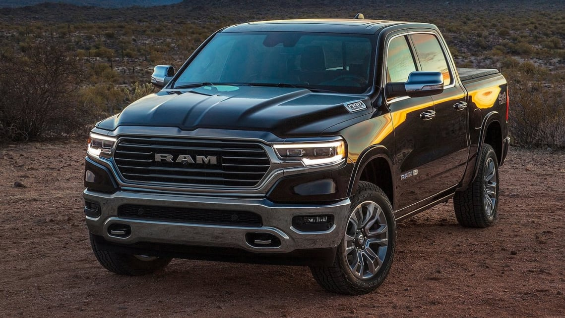 Importers will have two different versions of the 1500 in multiple grades, plus a heavy-duty line-up of the Ram 2500 and Ram 3500.