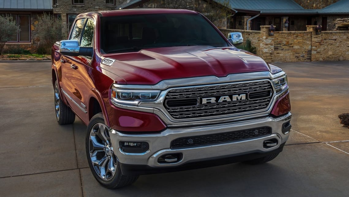 Ram 1500 Next Generation Model Confirmed For Australian Launch
