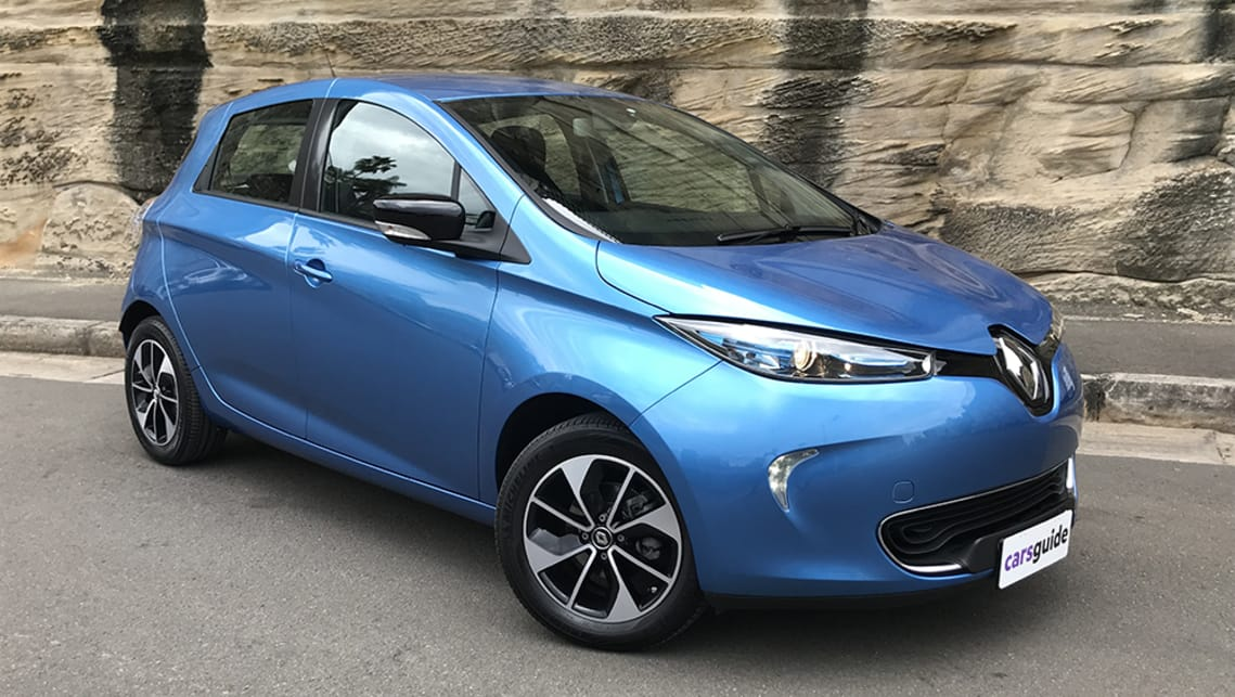 Renault Zoe 2019 Review Intens Carsguide