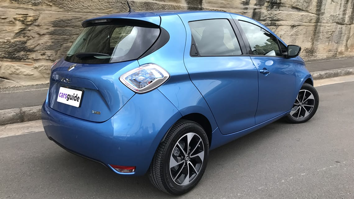 Renault Zoe 2019 review: Intens | CarsGuide