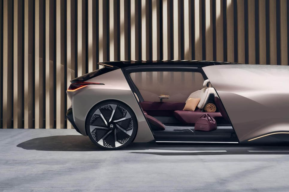 Public company Nio wants to be China's answer to Tesla.