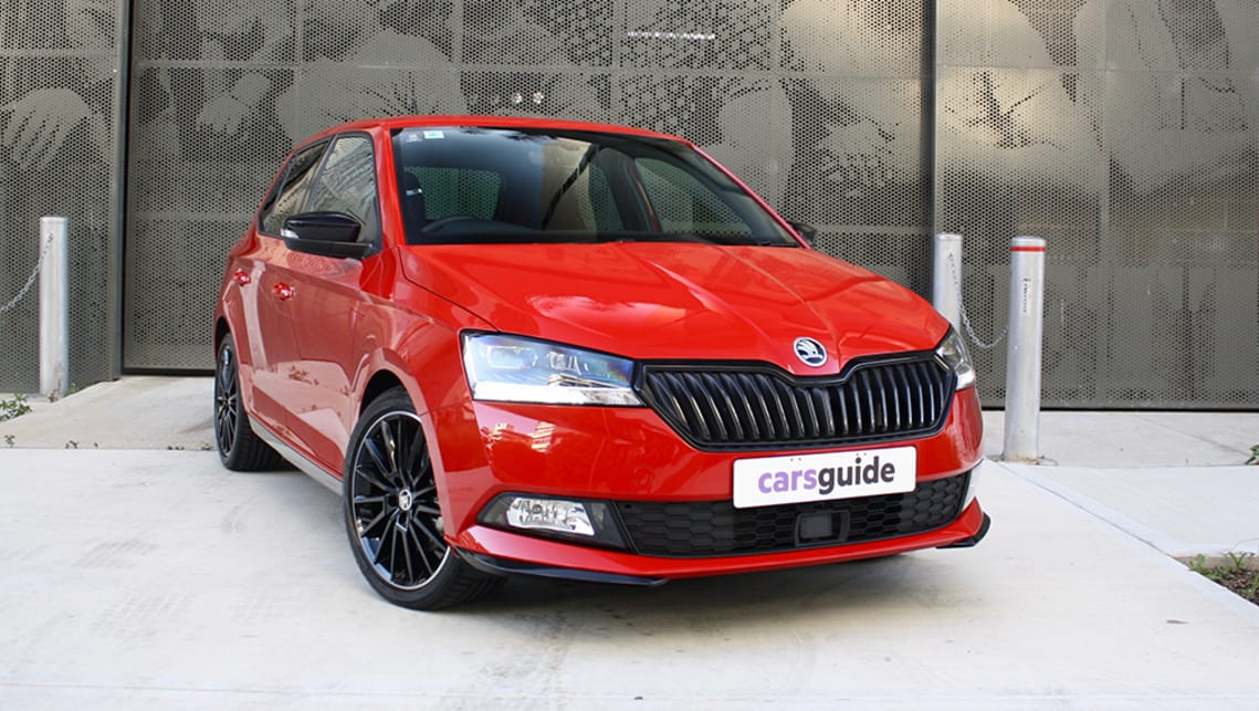 The Skoda Fabia Monte Carlo has been revamped for 2019. It's priced close to a hot hatch, though...?