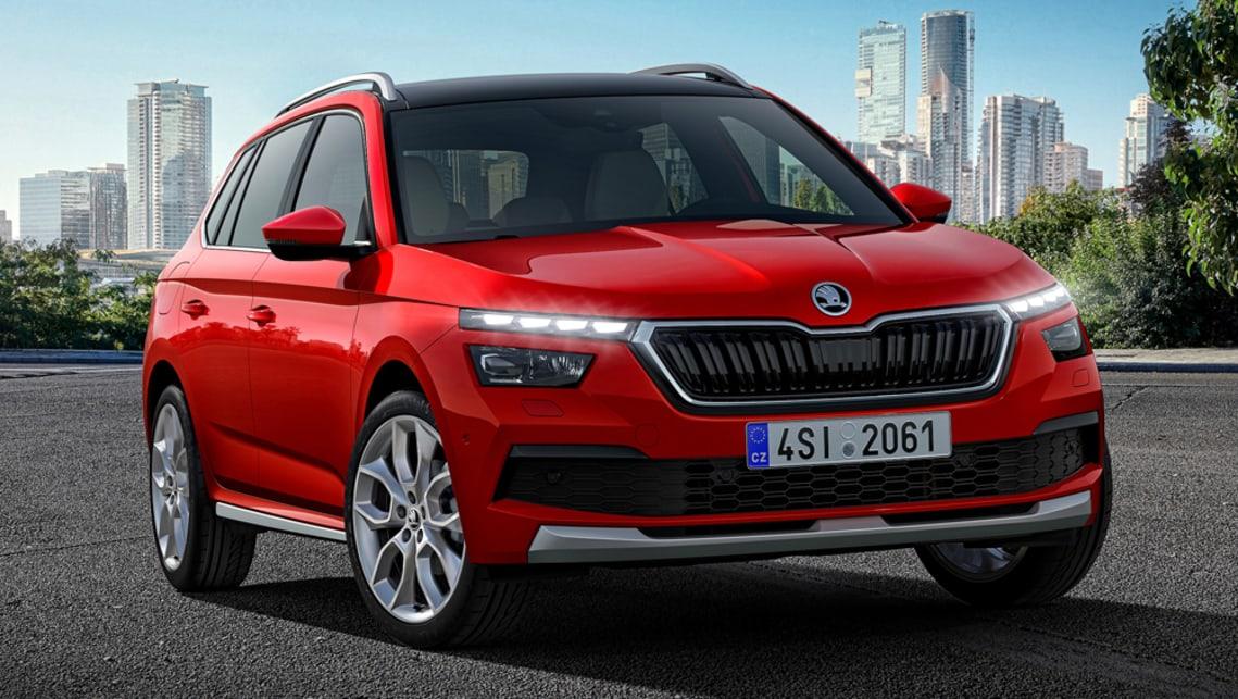 Skoda Kamiq 2020 revealed ahead of Geneva - Car News ...