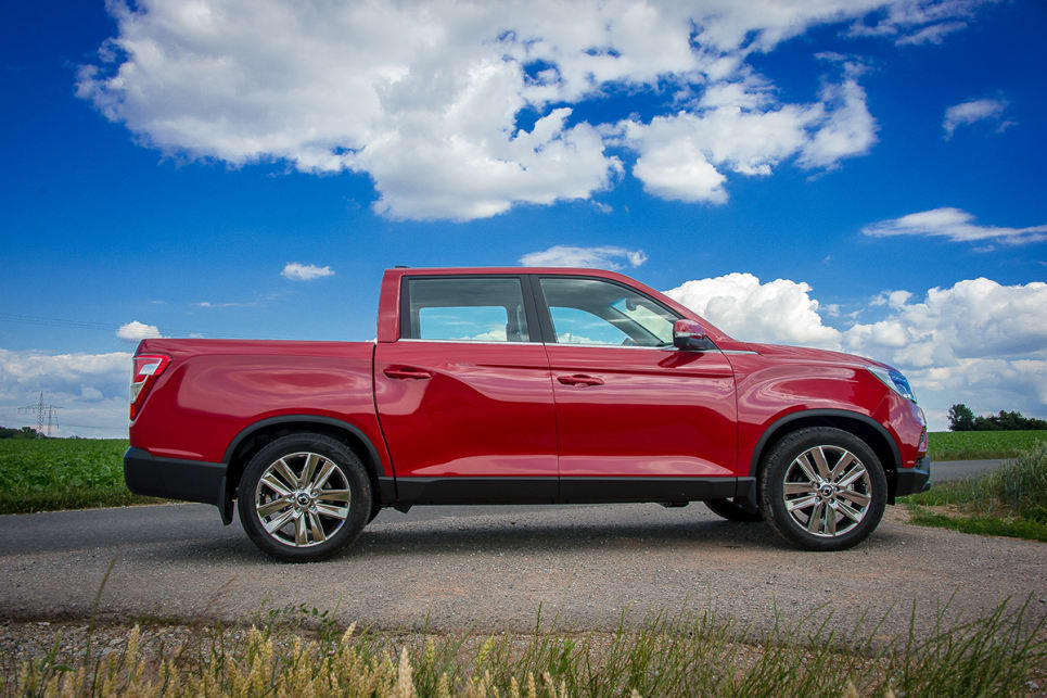 SsangYong Musso 2019 pricing and specs confirmed - Car ...