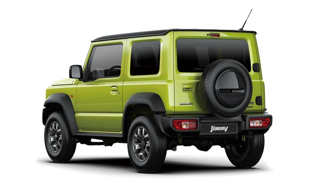 suzuki jimny 2019 confirmed for australia car news carsguide. Black Bedroom Furniture Sets. Home Design Ideas