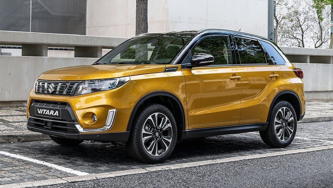 Suzuki Vitara 2019 Revealed