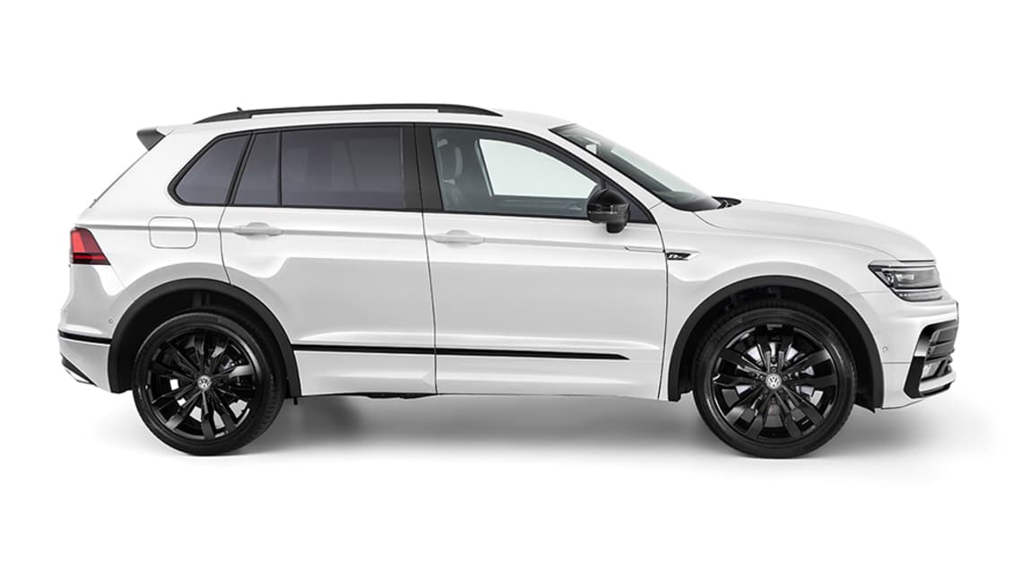 2020 VW Tiguan: Design, Specs, Price >> Volkswagen Tiguan 2019 Wolfsburg Edition Pricing And Specs Confirmed