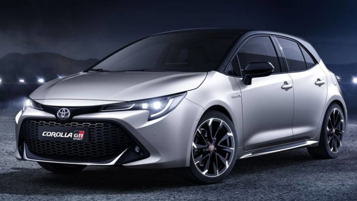 Toyota Corolla GR Sport 2019 revealed - Car News | CarsGuide