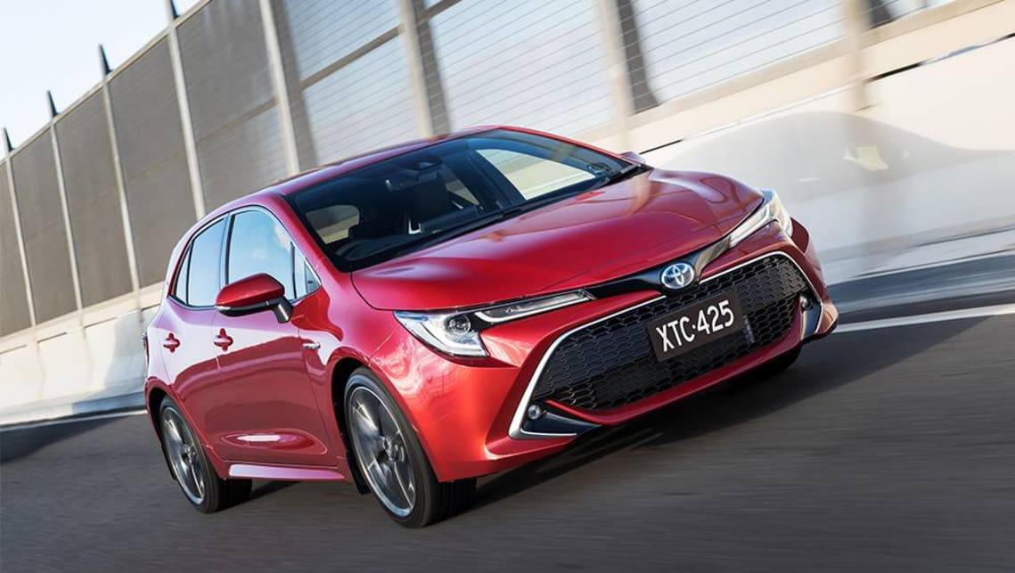 Toyota Corolla 2018 Pricing And Specs Confirmed Car News Carsguide