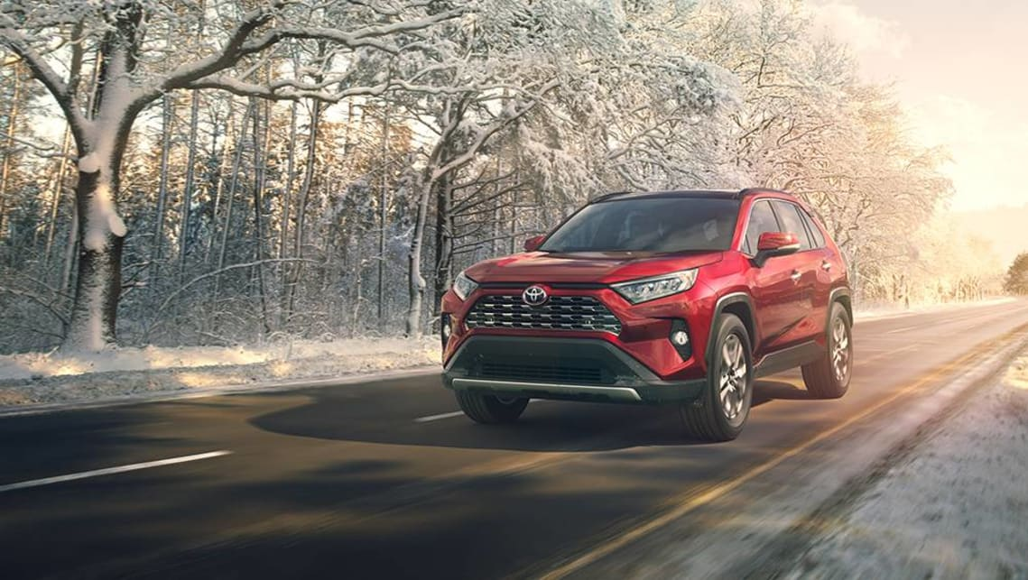 The revamped mid-sized SUV bringing a far more robust design to the Toyota SUV stable.