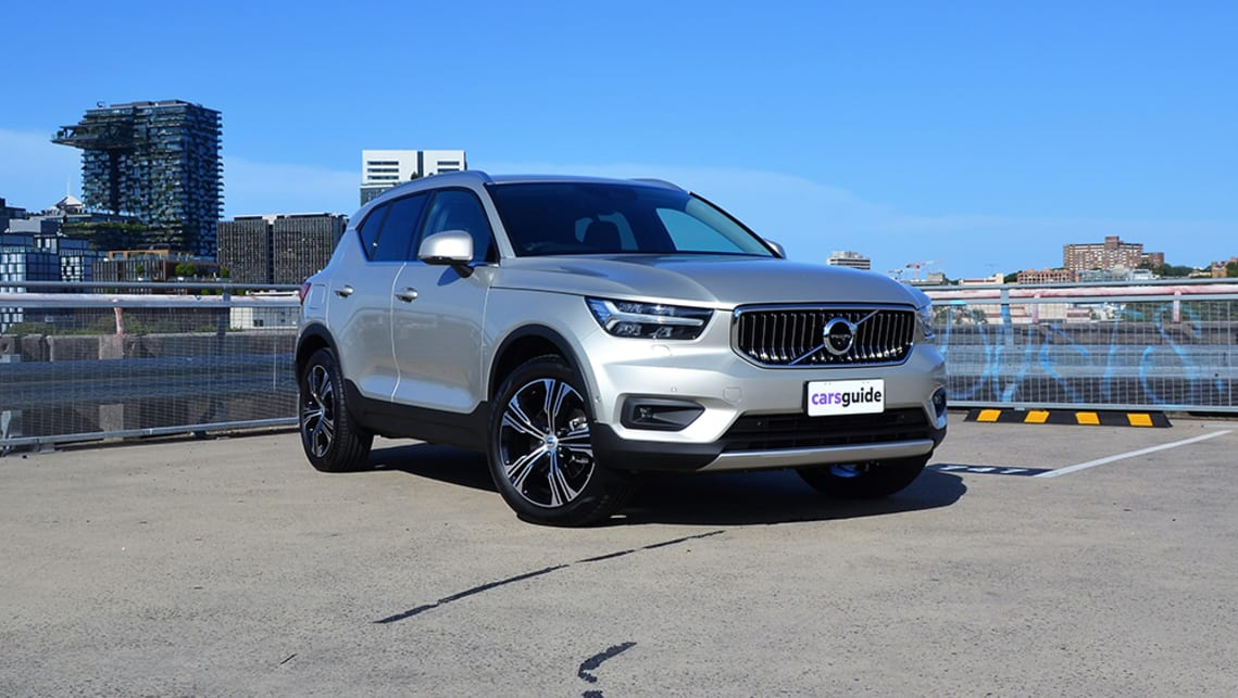 Volvo Xc40 2019 Review Carsguide