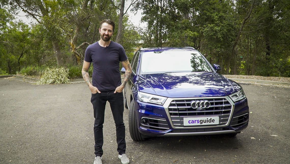 Audi Q5 2019 Review 50 Tdi Carsguide
