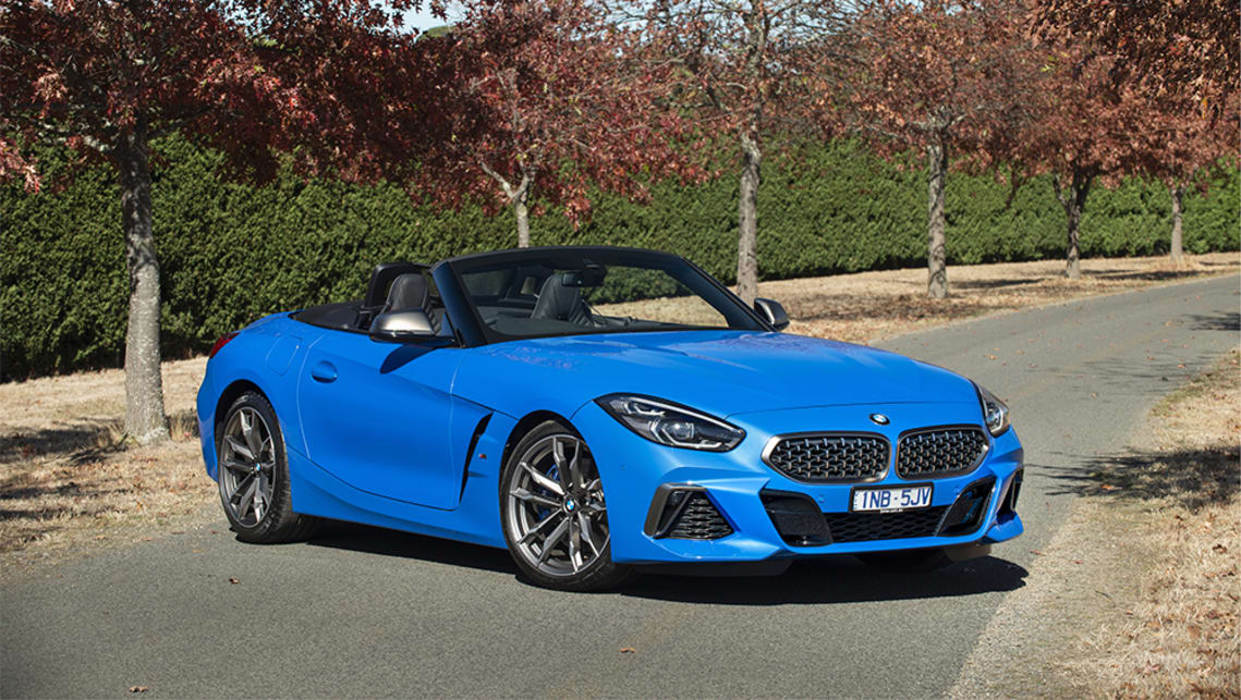 BMW Z4 sDrive20i 2019 review: snapshot