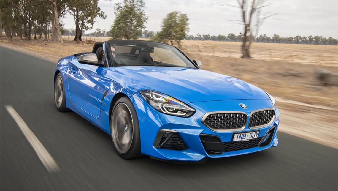 Bmw Z4 M40i 2019 Review Snapshot Carsguide