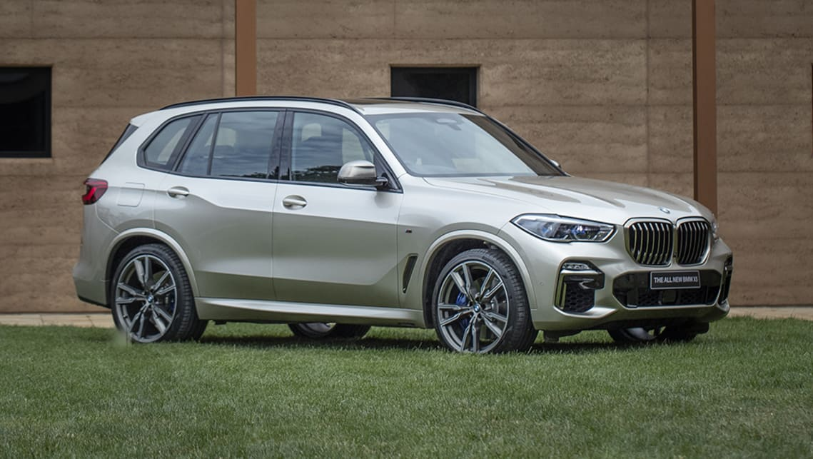 BMW X5 xDrive 40i 2019 review: snapshot | CarsGuide