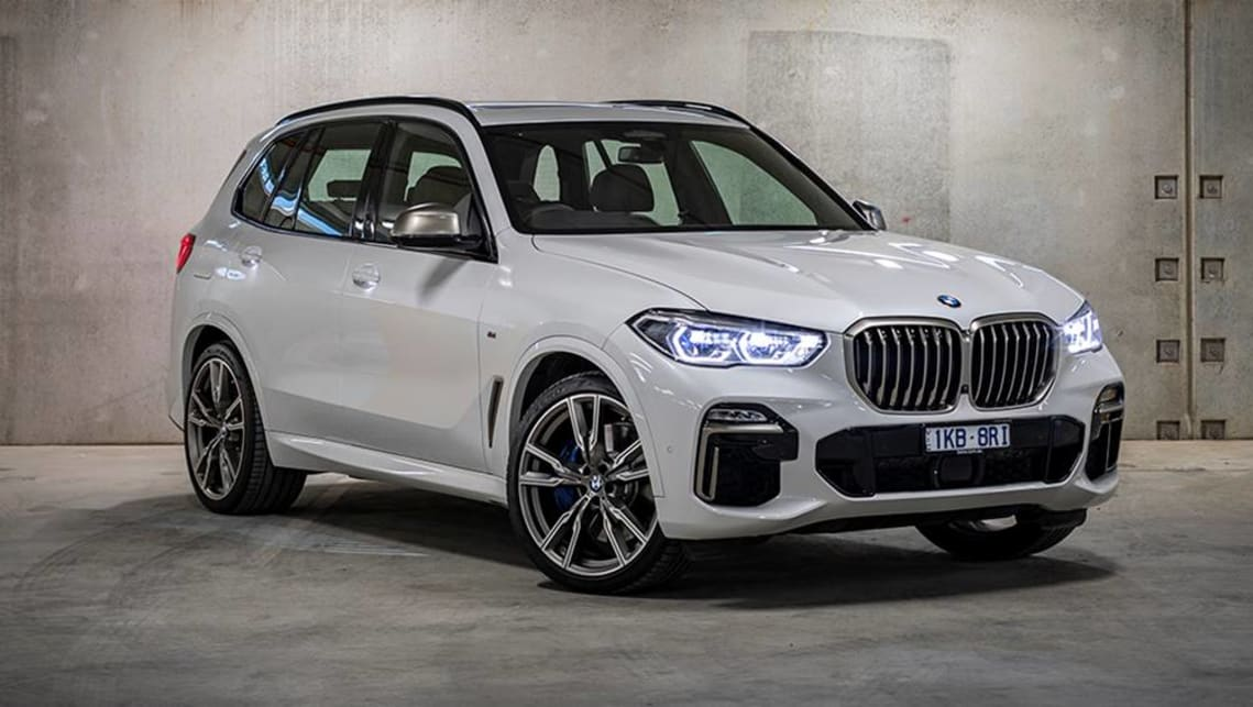 BMW X5 M50d 2019 review: snapshot