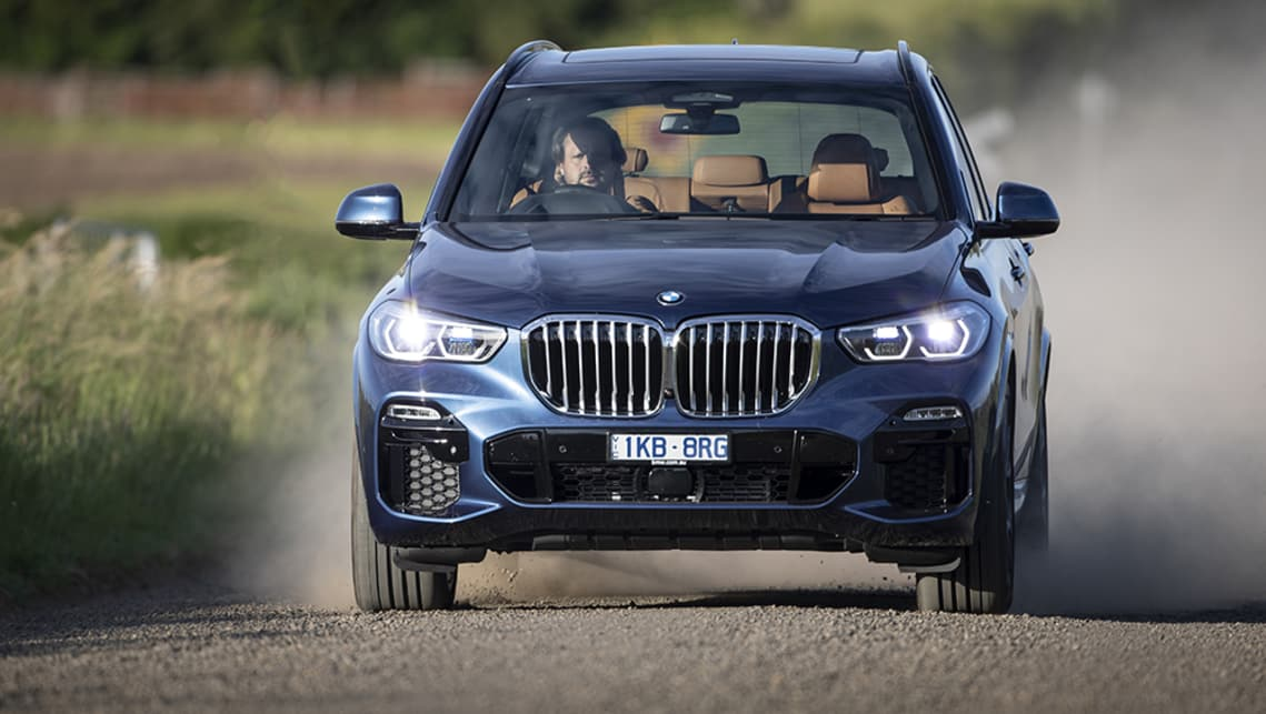 BMW X5 xDrive30d 2019 review: snapshot