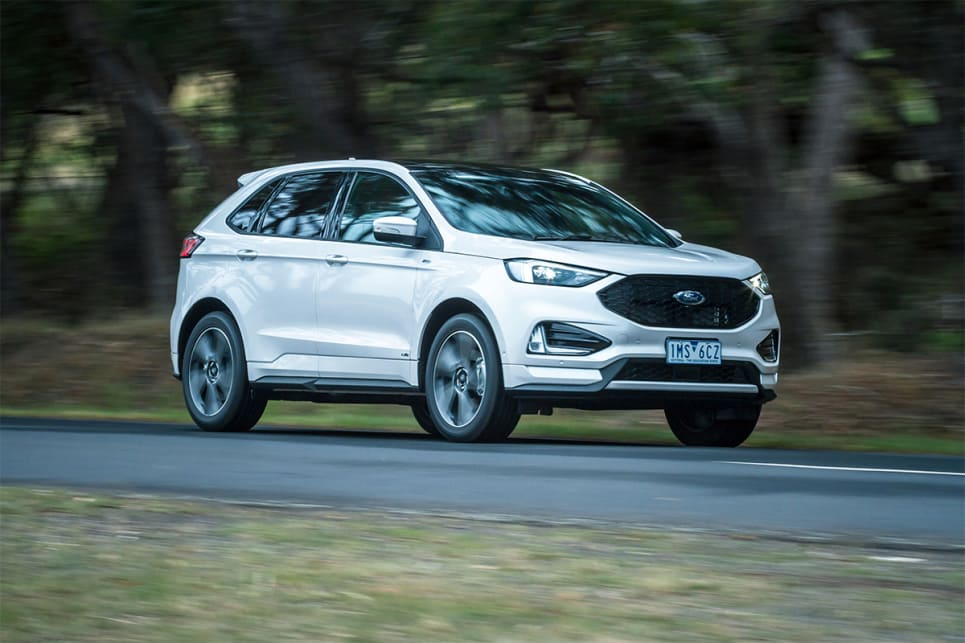 Ford Endura Trend 2019 review : snapshot
