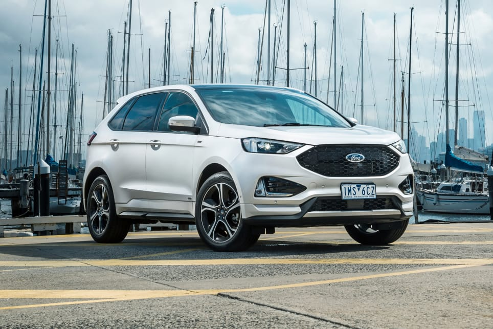 Ford Endura ST-Line 2019 review : snapshot
