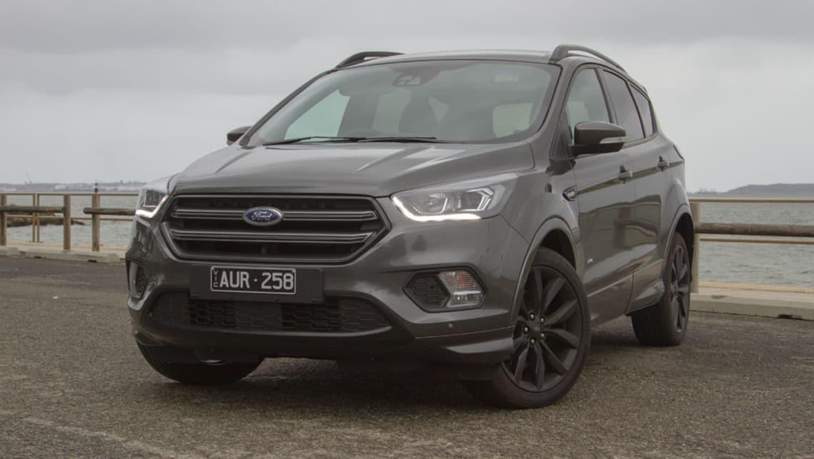 ford escape st line 2019 review