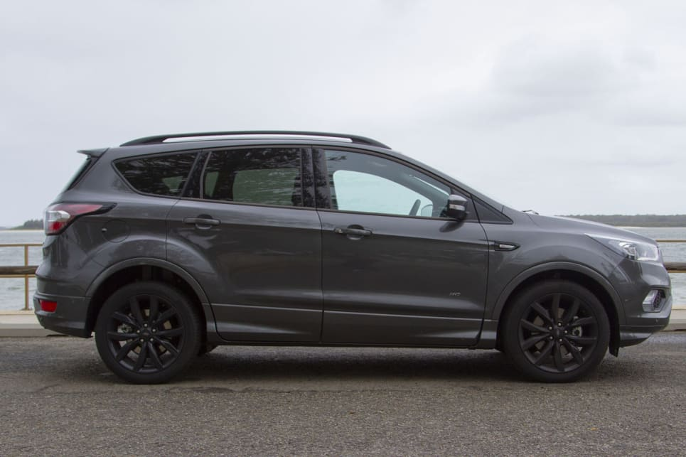 Ford Escape St Line 2019 2020 Review