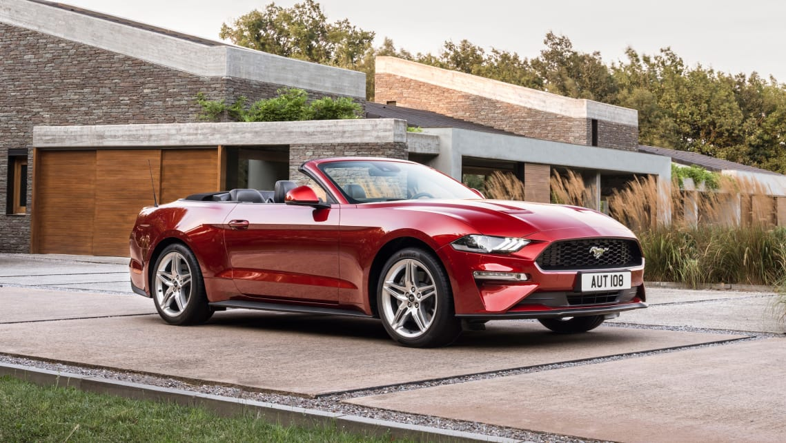 Ford Mustang 2019 pricing and spec confirmed - Car News | CarsGuide