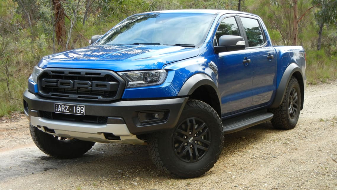 Ford Ranger Raptor 2019 review