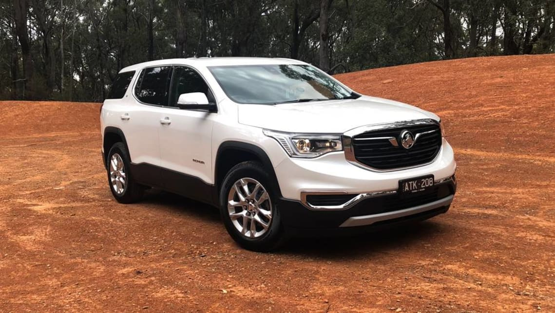 Holden Acadia LT 2019 review: snapshot