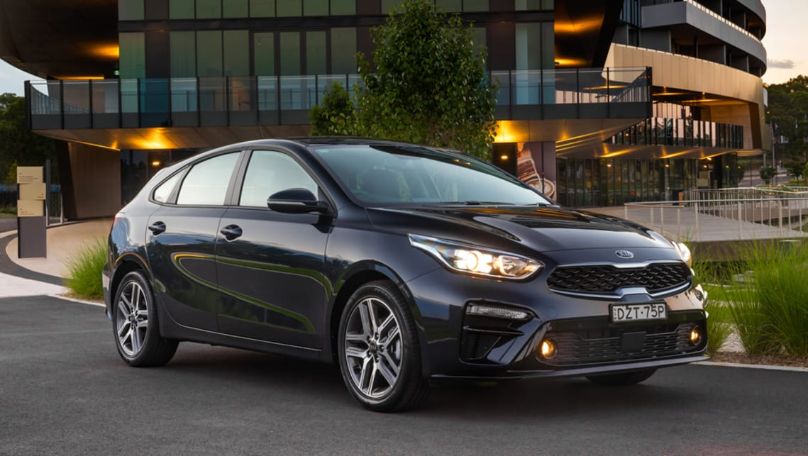 Kia Cerato Sport Plus 2019 review: snapshot