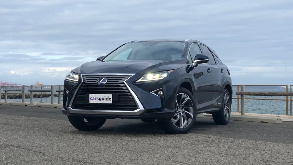 Lexus RX 2019 review: 450h