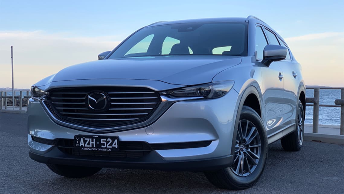 Mazda CX-8 Sport 2WD 2019 review