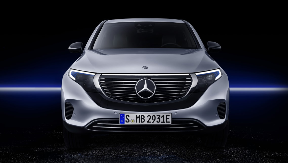 Prestige Auto Group >> Mercedes-Benz EQC 2019 revealed - Car News | CarsGuide