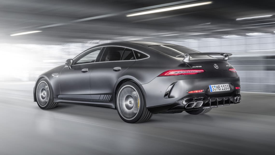 Mercedes-AMG GT 63 S Edition 1 revealed