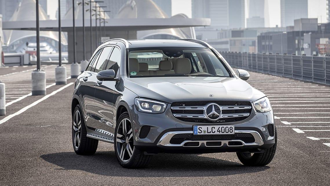 Mercedes Benz Glc Class 2018 Mercedes Benz Suv Models