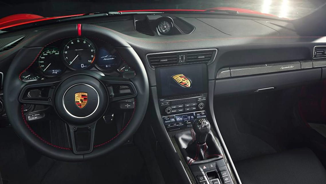 According to Porsche Cars Australia, local pricing and timing will be confirmed in May.
