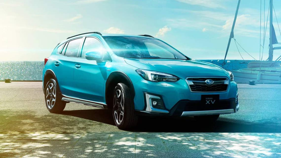 Subaru Xv 2019 Hybrid E Boxer In Australia By End Of 2020 Car News