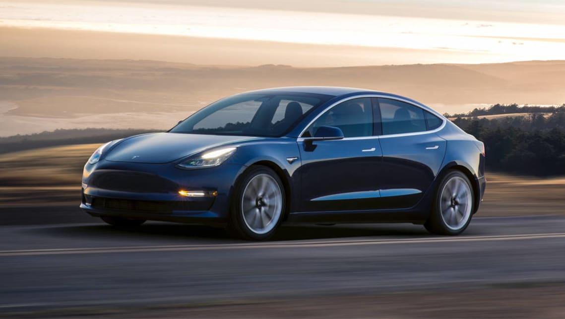 Tesla 2019 >> Tesla Model 3 2019 Specification Confirmed Car News Carsguide