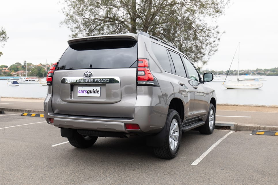 Toyota Prado 2019 2020 Review Gxl
