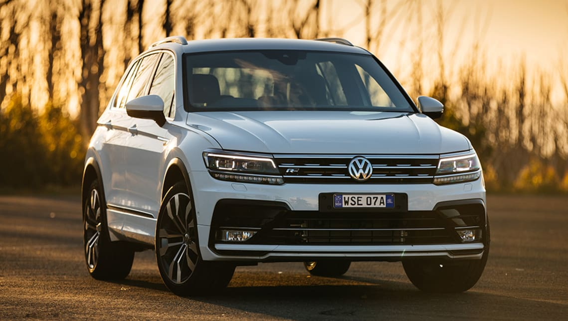 2020 VW Tiguan: Design, Specs, Price >> Volkswagen Tiguan 2019 Pricing And Spec Confirmed Car News Carsguide