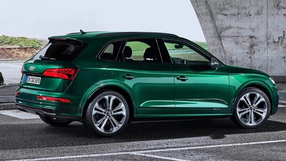 Audi Sq5 Tdi 2020 Confirmed For Australia Car News Carsguide