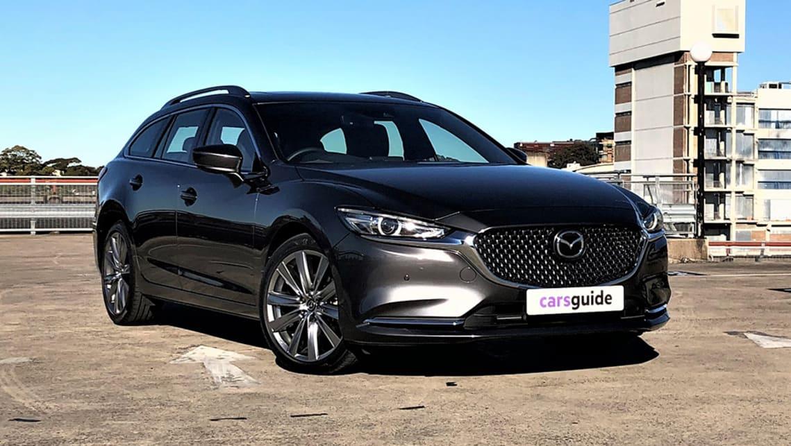 Mazda 6 2020 review: Atenza wagon | CarsGuide