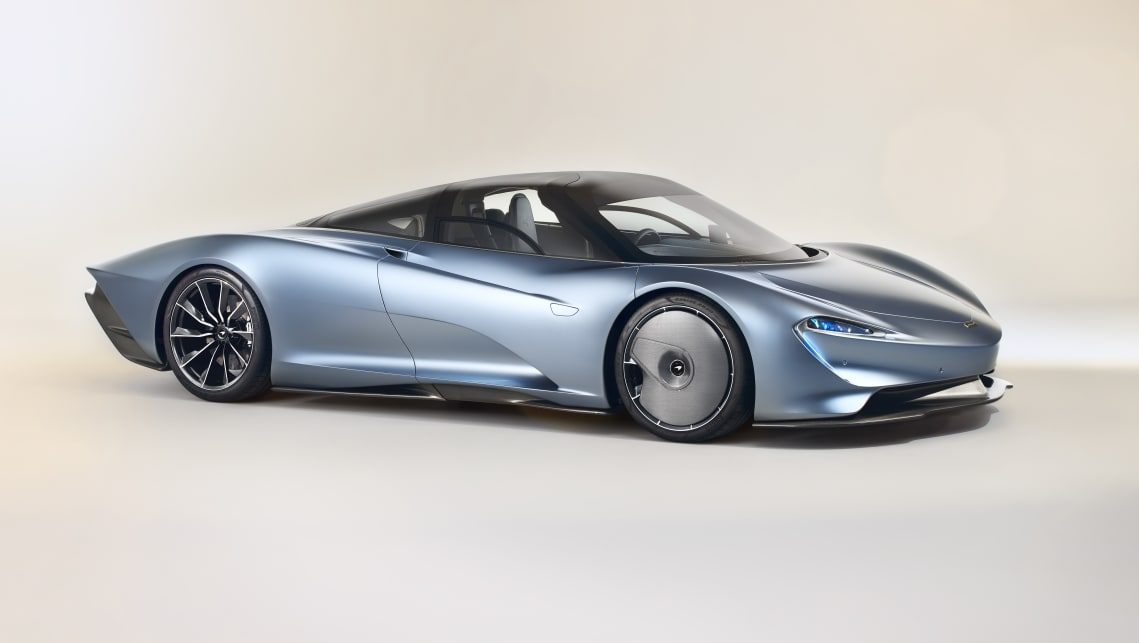 new speedtail is mclaren's fastest ever road car - car news | carsguide