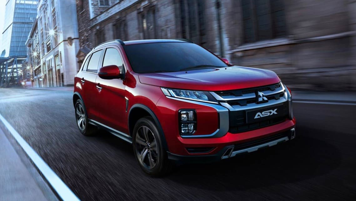 These changes should see the Mitsubishi ASX remain as Australia's number one selling small SUV.