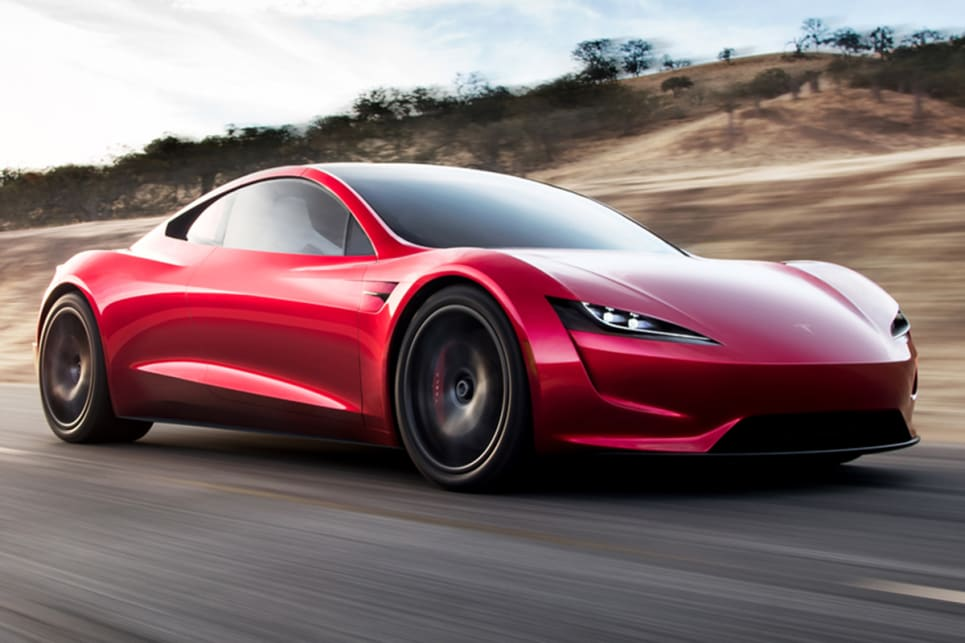 Tesla Roadster Claimed To Be Fastest Production Car Ever